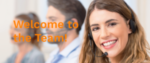 Call Professional welcomes new team member